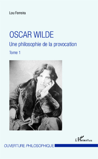 Couverture Oscar Wilde (Tome 1)