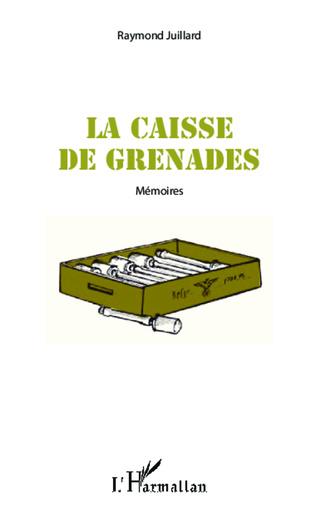 Couverture La caisse de grenades