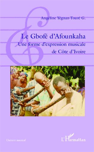 Couverture Le Gbofé d'Afounkaha