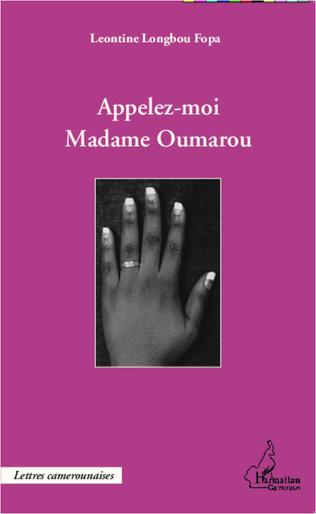 Couverture Appelez-moi Madame Oumarou