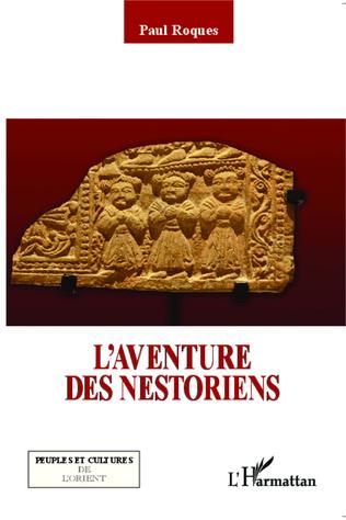 Couverture L'aventure des Nestoriens