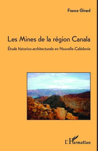 Couverture Les Mines de la région Canala