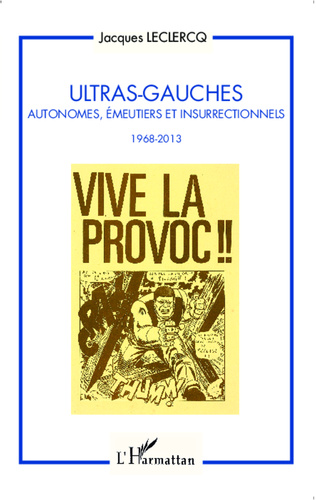 Couverture Ultras-Gauches