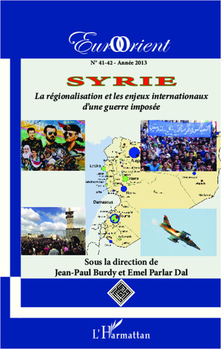 Couverture Syrie