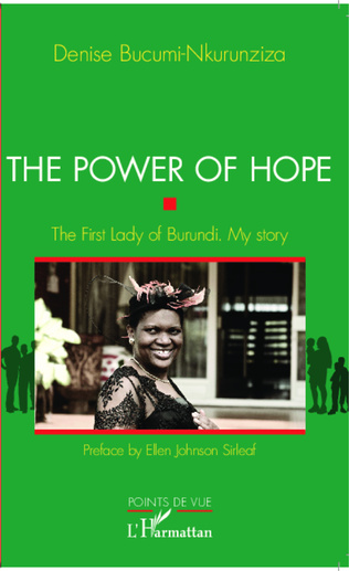 Couverture The power of hope