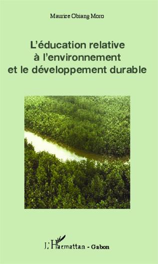 Couverture Education relative à l'environnement et le développement durable