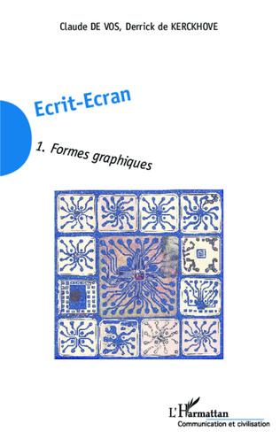 Couverture Ecrit-Ecran (Tome 1)