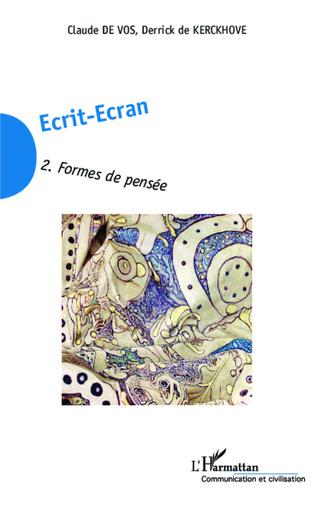 Couverture Ecrit-Ecran (Tome 2)