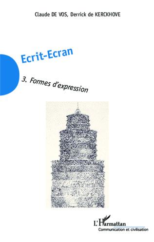 Couverture Ecrit-Ecran (Tome 3)