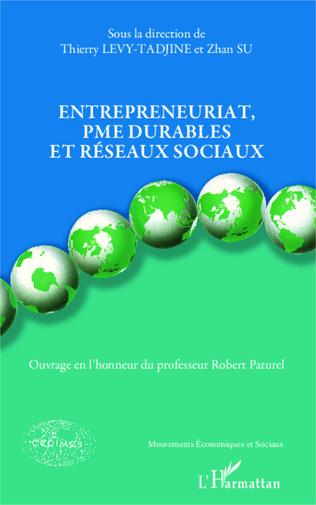 Couverture Entrepreneuriat, PME durables et réseaux sociaux