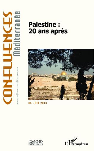 Couverture Palestine : 20 ans après
