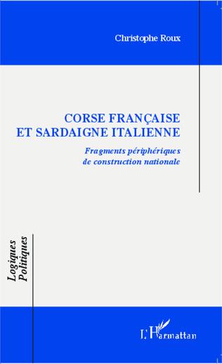 Couverture Corse française et Sardaigne italienne