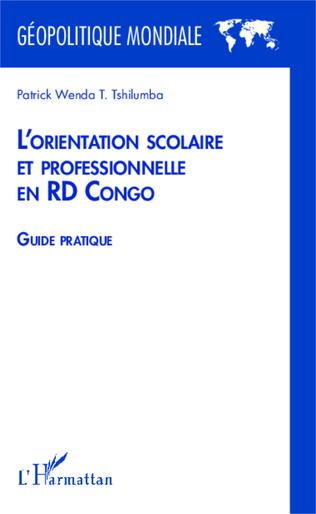 Couverture L'orientation scolaire et professionnelle en RD Congo