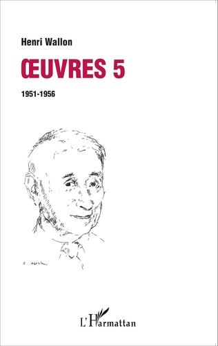 Couverture Oeuvres 5 : 1951-1956