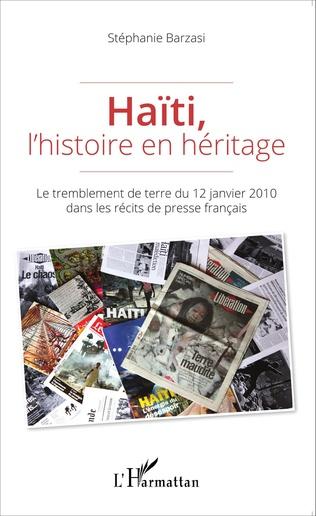 Couverture Haïti, l'histoire en héritage