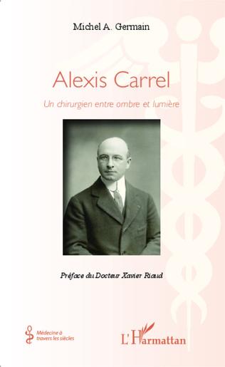 Couverture Alexis Carrel