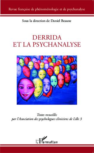 Couverture Derrida et la psychanalyse