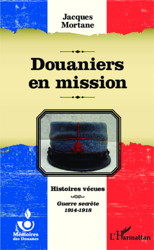 Couverture Douaniers en mission