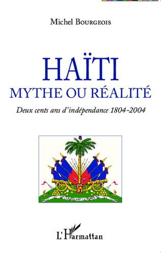 Couverture Haïti mythe ou réalité
