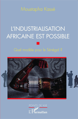 Couverture L'industrialisation africaine est possible