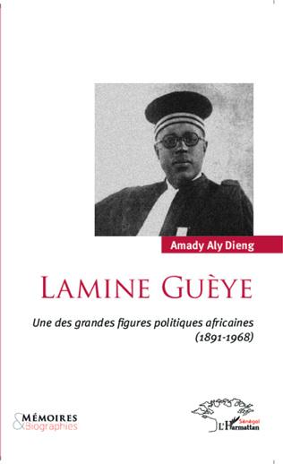 Couverture Lamine Guèye