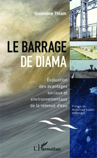 Couverture Le barrage de Diama