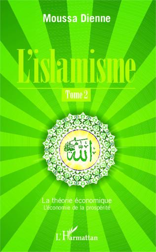 Couverture L'islamisme (Tome 2)