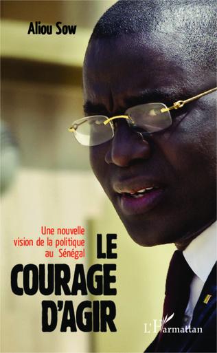 Couverture Le courage d'agir