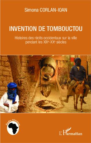 Couverture Invention de Tombouctou