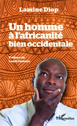 Couverture Un homme à l'africanité bien occidentale
