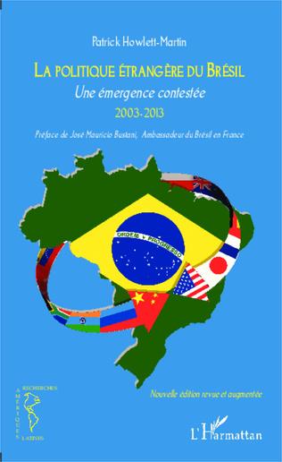 Couverture Politique étrangère du Brésil