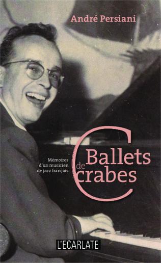 Couverture Ballets de crabes