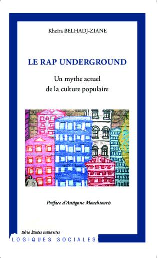 Couverture Le rap underground