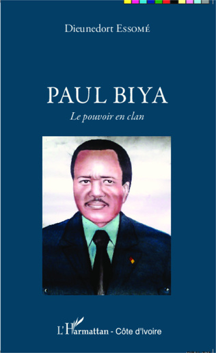 Couverture Paul Biya