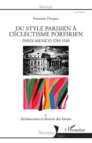 Couverture Du style parisien à l'éclectisme porfirien