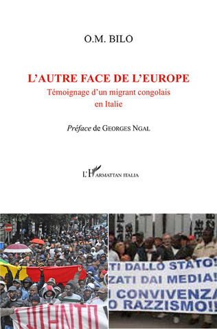 Couverture L'autre face de l'Europe