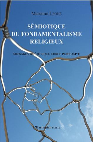 Couverture Sémiotique du fondamentalisme religieux