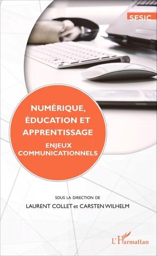 Couverture Numérique, éducation et apprentissage