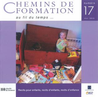 Couverture Récits pour enfants, récit d'enfants, récits d'enfance