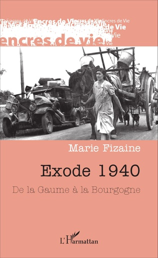 Couverture Exode 1940