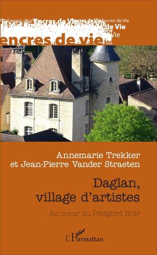 Couverture Daglan, village d'artistes