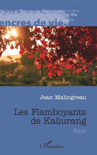 Couverture Les Flamboyants de Kaliurang