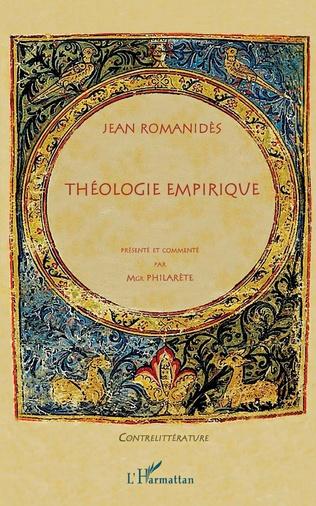 Couverture Théologie empirique