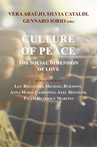 Couverture Culture of peace