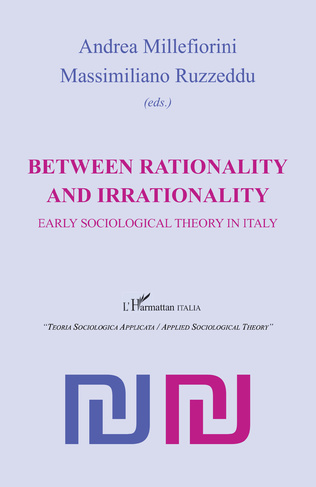 Couverture Between rationality and irrationality