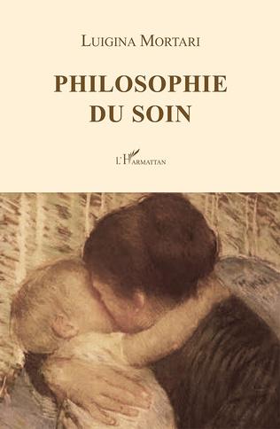 Couverture Philosophie du soin