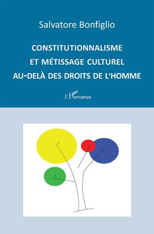 Couverture Constitutionnalisme et métissage culturel au-delà des droits de l'Homme