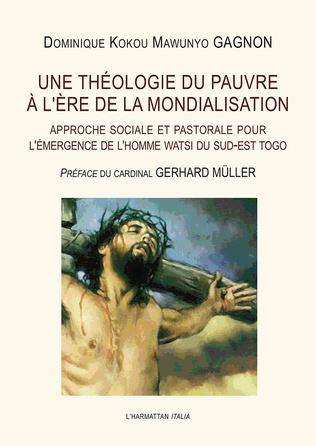 Couverture Une théologie du pauvre à l'ère de la mondialisation