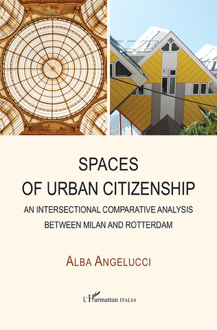 Couverture Spaces of Urban Citizenship
