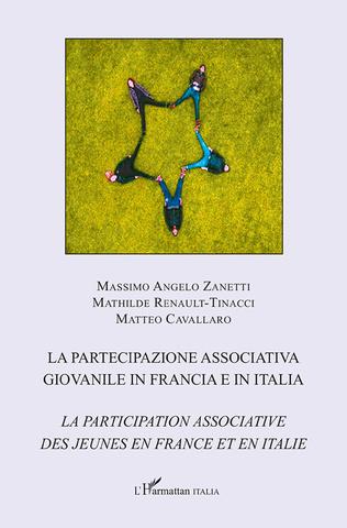Couverture La partecipazione associativa giovanile in Francia e in Italia